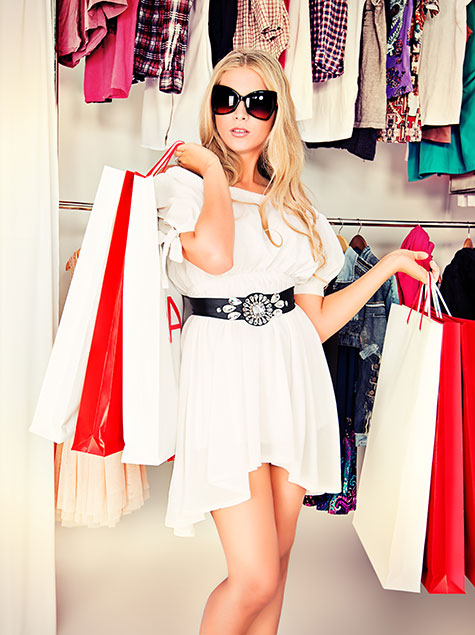 Shoppa online och i butik